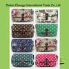 2013 Stylish Beauty Polka Dot Flower Oilcloth Tote Bag