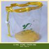 PVC Promotional Trasparent Drawstring Bag