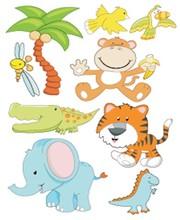 Animal Wall Stickers Kids