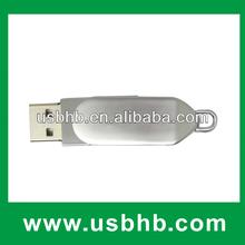 Slap-up Metal pendrive 64gb/USB Storage device metal/Twist USB Pen 1/2/4/8/16/32/64GB