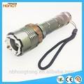 Attaque zoom q5 police lampe de poche led main lampes( ht- wj06b)