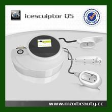 beauty salon cavitation rf Fat Loss Beauty Equipment/Face Lifting Tool (Icesculptor Q5)