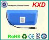 rechargeable li-ion dewalt battery 18v 6ah or 6.6ah