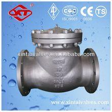 stainless steel check valve check valve dn40 back flow preventer