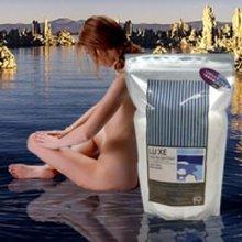 """Dead Sea Salt From Israel """" LUXE """" 2KG"""