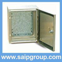 aluminum extrusion enclosure electronics HP5-520(500*500*200)