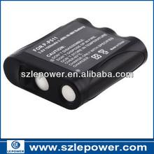 China Supplier! 3.6V AA*3 Ni-CD 850mAh Replacement cordless phone battery pack for Panasonic P-P511