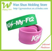 popular and custom silicone bracelet for sport