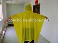 hooded raincoat poncho/ cape for kids
