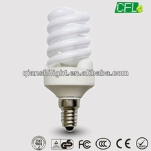 Made in China hangzhou tri-color T2 full spiral 15W energy saving lamp making machine CE EMC RoHS GS