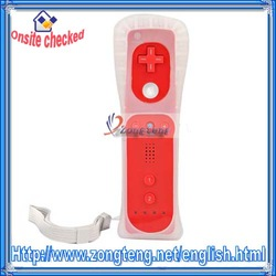 Perfect Wireless Remote for Nintendo Wii Red