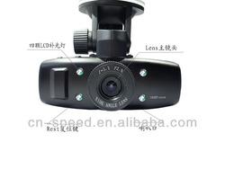 G-sensor car DVR with HD1080P,135 degree wide angle
