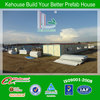 light steel portable house,one floor portable house,EPS panel portable house on sale