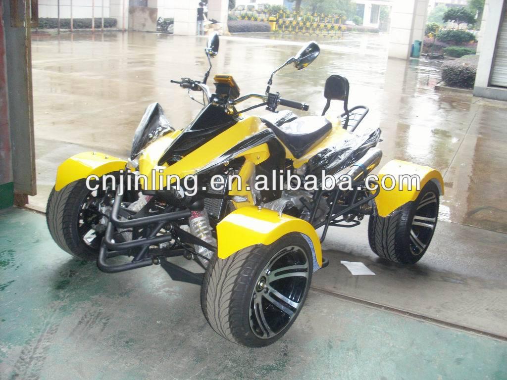 300cc Quality Street Prices Four Wheel Motorcycle View