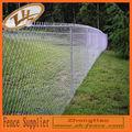 Venta galvanizado PVC recubierto Fence Chain Link ( buena calidad + precios más bajos )