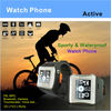 smart watch phone(EC700) low cost touchscreen watch mobile phone japan