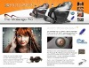 The Massage Pro 3D Space Capsule Massage Chair with MUSIC TECHNOLOGY