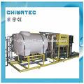 industrial máquina de água destilada planta 15 tph