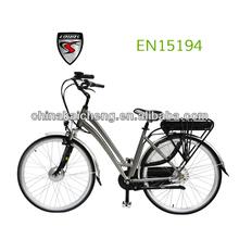 Yamaha longo alcance bicicleta elétrica 36v/250w com aprovação ce