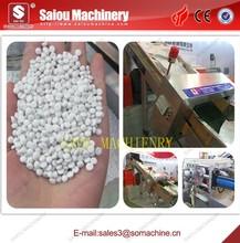 waste plastic compound machine