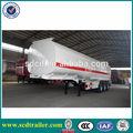 2015 45000 litros de gasolina de aluminio semi remolque cisterna, tanque de combustible de transporte