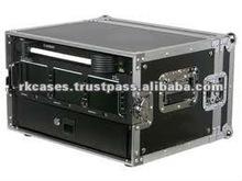 Amp cases 8U space rack amp head case ,Depth in 18 inch