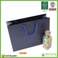 Papel de arte brillante bolsos, bolsa de papel, de girasol bolsas de papel
