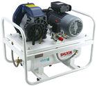 2.2kw belt driven Shuxin silent small portable scroll compressor for nitrogen gas generator
