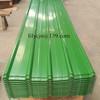Light weight steel roof tile