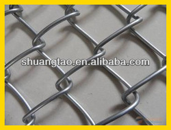 decorative fence aluminum chain link fencing
