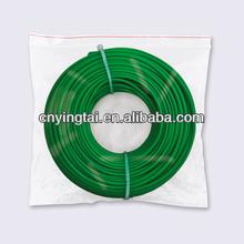 En espiral de cuerdas de nylon de la línea del condensador de ajuste para hongda, stihl cortador de cepillo