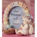 bebé de la resina marco de imagen de boda artesanales