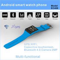 2013 Cheap watch smart phone made in China (EC408)