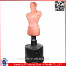 Boxing punching dummy,men free standing punching bag(dummy)