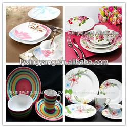 ceramic tableware set