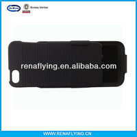 hybrid hard case belt clip kickstand case + stand for iphone 5c back cover