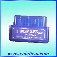Super MINI ELM327 V2.1Bluetooth Scanner Smallest Body Around the World Auto Code Reader Scanner