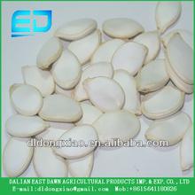 Neve semi di zucca bianca per il tipo di zucche commestibile, 11cm, 13cm