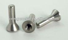 Custom Precision Aluminum Cover Turning CNC Parts