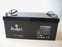 12v 200ah Back power battey for UPS battery supplier