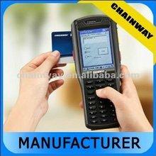 13.56Mhz HF RFID reader/writer Handheld Termianl,WiFi,SDK Optioanl GPRS/Bluetooth