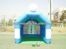 Inflatable baseball for outside