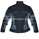 Motorcycle ladies textile jacket