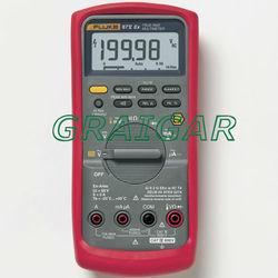 Fluke 87V Ex Intrinsically Safe industrial handheld True RMS Multimeter 1000V 10A