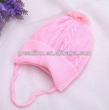 2013 winter knit hat children cheap knitted hat