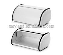 Stainless steel Bread Bin, Bread Box, Metal kitchen storage box