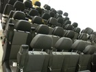 OEM MERCEDES-BENZ SPRINTER BENCH SEATS WITH INTEGRATED SEATBELTS