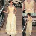 New arrival últimas projetos vestido 30660 deep v- pescoço elegante banquete vestidos de festa