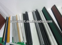Colorful UPVC Profile For Stairs Angle Bead