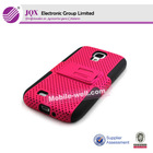 accesorries mobile phone pc silicon 2 in 1 case for Samsung i9500